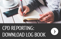 CPD Reporting: Download log book
