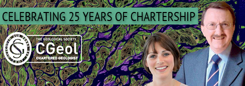 25 Y Chartership Banner