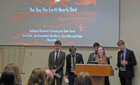 Bishop Wordsworth & South Wilts: <em>The Day the Earth Nearly Died</em>