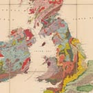 Thumbnail image of Geological Map of the British Isles