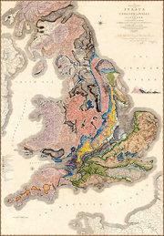 William Smith Map Print